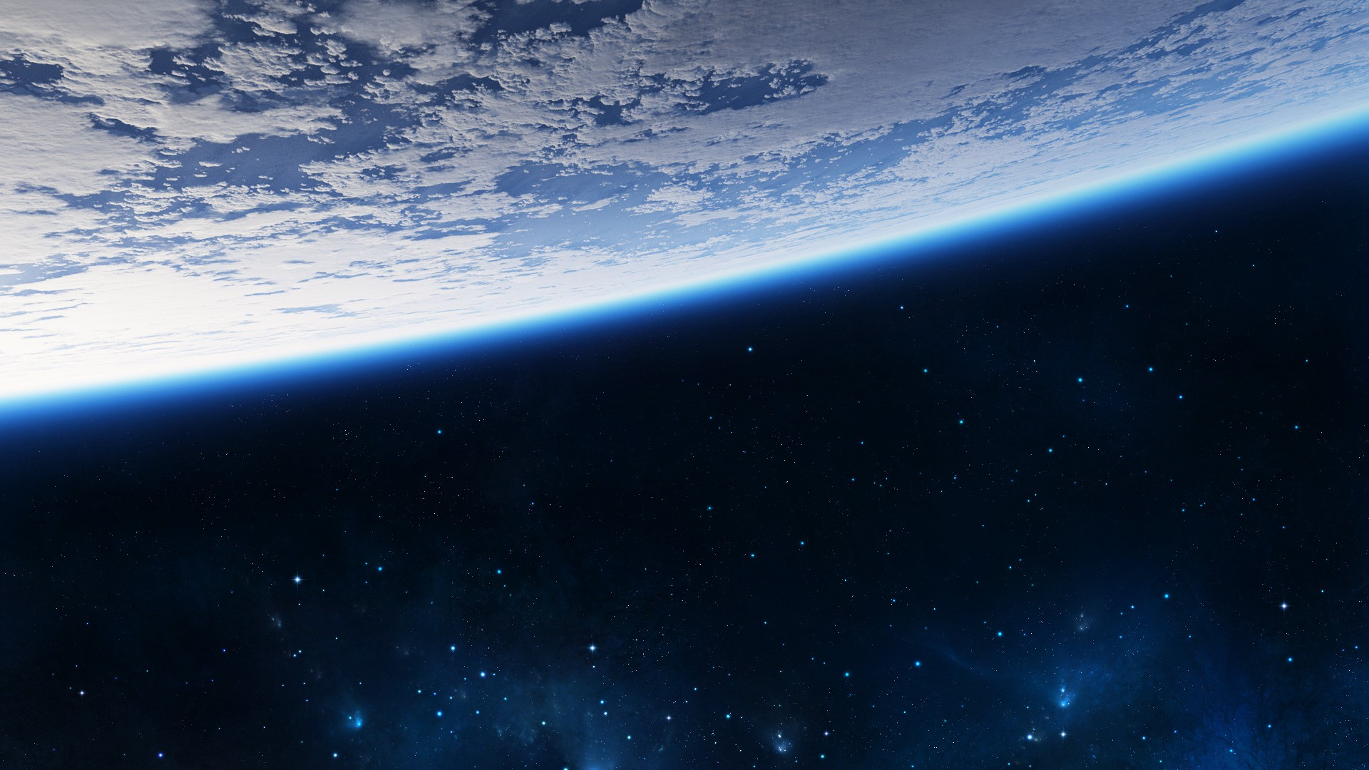 Download desktop wallpaper earth view from outer space download voltagebd Images
