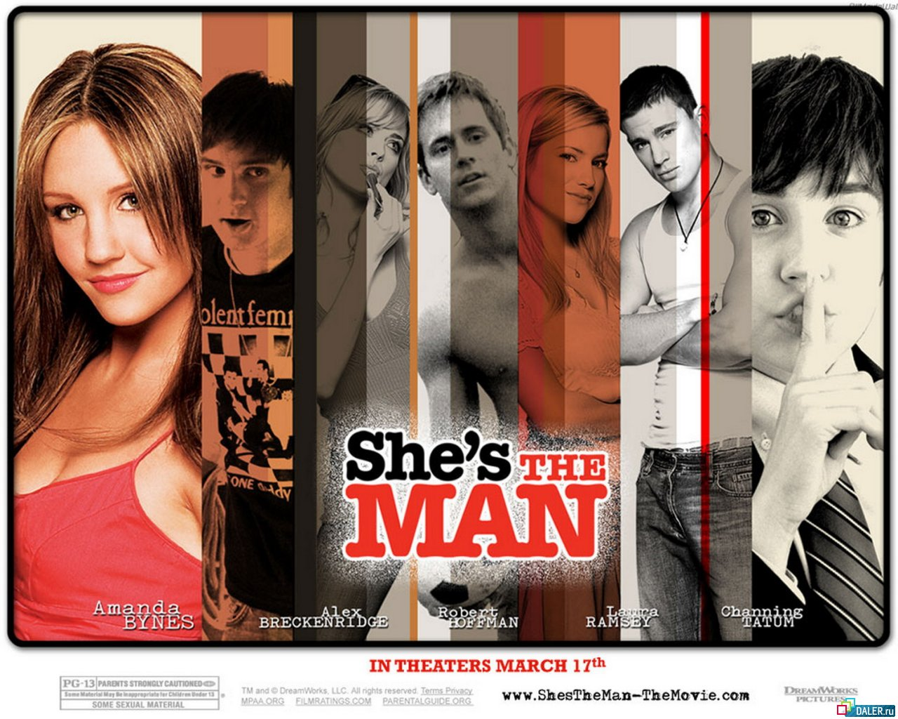 Movie man full shes a She's the