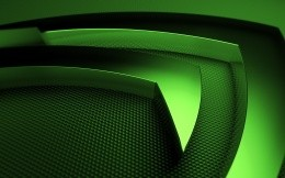 3d wallpapers for computer and green shapes