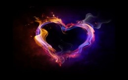 Fire Heart Love