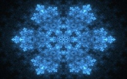 fractal equation-snowflake