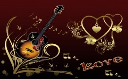 Love and guitar