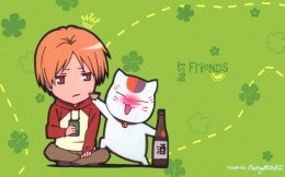 Natsume Book of Friendship.