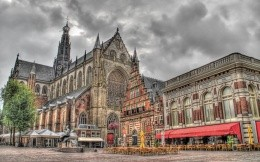 Dutch European cathedral