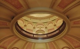 Interior California Capitol, photo