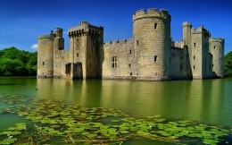 The fortress on the water