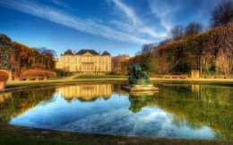The Rodin Museum in Paris, photo