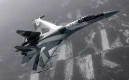SU 27 photo wallpaper