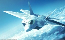 Wallpaper for work table - military aircraft, Stealth, American fighter