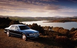 Bentley car, widescreen wallpaper