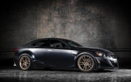 Black car Lexus car wallpaper photo