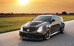 Cadillac CTS, photos, tuning
