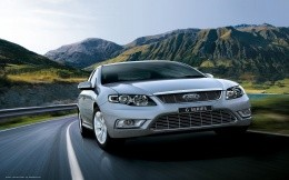 Car Ford Falcon G6E