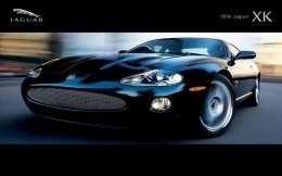 Car Jaguar XK 2006