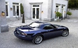 Car Mazda MX-5 Roadster Coupe