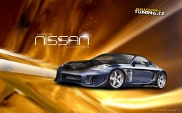 Car Nissan - stylish wallpaper