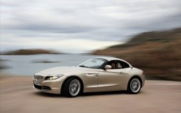 Cars Wallpapers BMW Z4 Coupe, photo