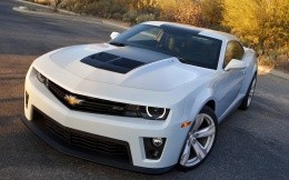 Chevrolet Camaro ZL1 to the desktop
