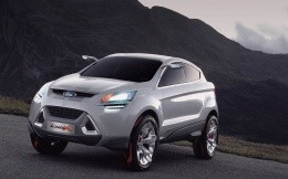 Concept Crossover Ford Iosis X