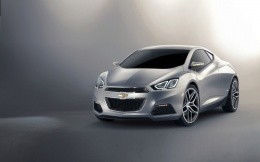 Concept sports coupe Chevrolet