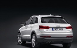 Crossover Audi Q3, photos