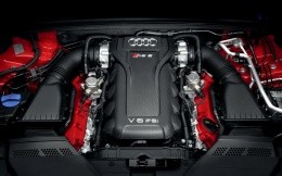 Engine Audi RS5 V8 fsi