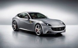 Ferrari FF, a car photo