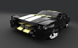 Ford Mustang GT 40