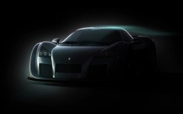 Great car wallpaper Gumpert Apollo