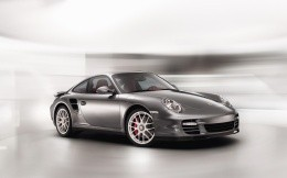 Grey sporty Porsche 911 photos 1920x1200