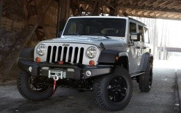 Jeep Rangler, photo