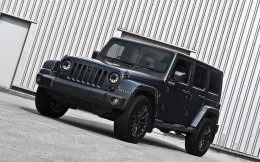 Jeep Wrangler Unlimited, Photo