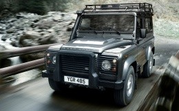 Land Rover Defender 110, photos