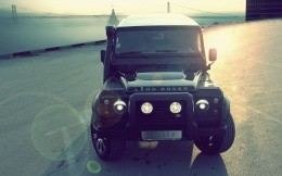 Land Rover Defender, photo