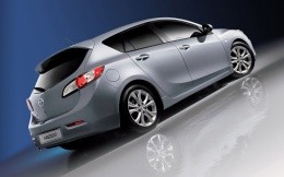 Mazda 3 photos, hatchback 2012