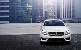 Mercedes Benz CLS 63 AMG 2012, photo