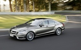 Mercedes Benz CLS 63 AMG, car wallpapers.
