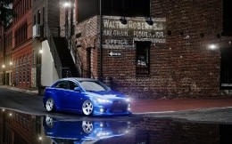 Mitsubishi Lancer Evolution, photos
