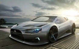 Mitsubishi sports car concept