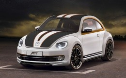 New volkswagen beetle in modification ABT