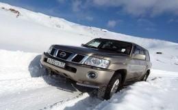 Nissan winter