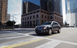 Photo Car Cadillac SRX 2011