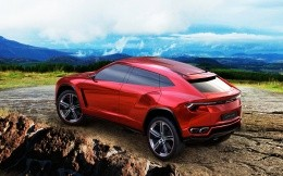 Photo car Lamborghini Urus