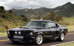 Photo Ford Mustang Shelby GT500