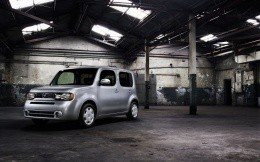 Photo Nissan Cube front view