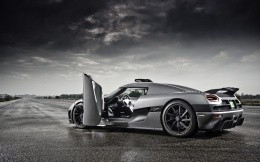 Picture car wallpaper Koenigsegg Agera