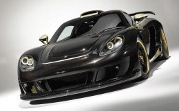 porsche modified