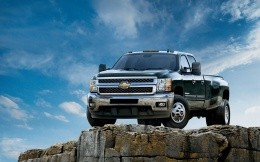 SUV Chevolet 3500HD Dually