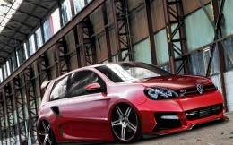 Volkswagen Golf GTI, photos