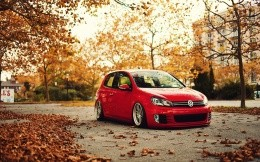 Volkswagen Golf, photo, tuning